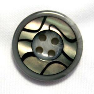 【メール便送料無料】BANFF(バンフ) 15mm COLOR.3紳士服スーツジャケットの袖口・袖ボタンに|ttp