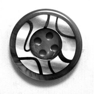 【メール便送料無料】BANFF(バンフ) 15mm COLOR.4 紳士服スーツジャケットの袖口・袖ボタンに|ttp
