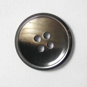【メール便送料無料】サンダー 15mm color.48(シャンパンゴールド) 紳士服スーツジャケットの袖口・袖ボタンに|ttp