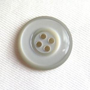 メール便可 カーム COLOR.1  20mm紳士服ボタンスーツ・ジャケット用ボタン|ttp