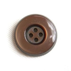 メール便可 カーム COLOR.5  15mm紳士服スーツジャケットの袖口・袖ボタンに|ttp