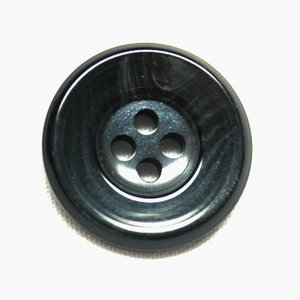 【メール便送料無料】990BOTTONE2(COLOR.99) 15mm(実寸15.5mm) 袖口用ボタン|ttp