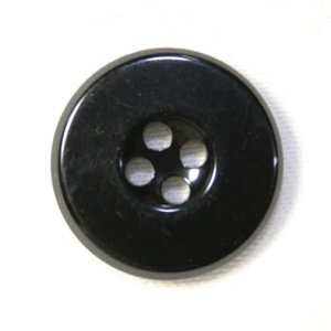 【メール便送料無料】818(COLOR.09) 15mm 紳士服スーツジャケットの袖口・袖ボタンに|ttp