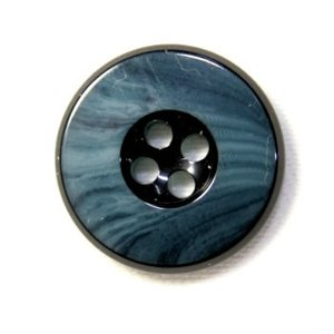 【メール便送料無料】818(COLOR.53) 15mm 紳士服スーツジャケットの袖口・袖ボタンに|ttp