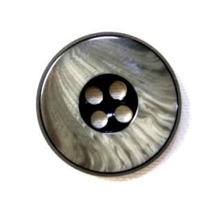 【メール便送料無料】818(COLOR.92) 15mm 紳士服スーツジャケットの袖口・袖ボタンに|ttp