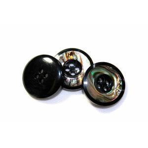 【メール便送料無料】高級スーツジャケット用ボタン H-4メキシコ(color.80) 21mm貝ボタン(20mmや21mmボタンの取替えに)|ttp|02