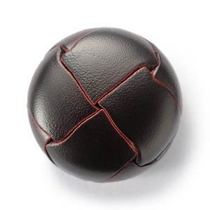 本革ボタンLZ200 25mm (color.04ダークブラウン) コート対応ボタン レザーボタン,皮ボタン老舗テーラー御用達スーツボタン専門店|ttp