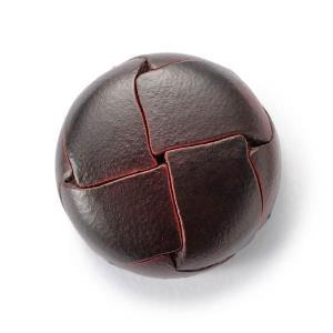 本革ボタンLZ200 21mm (color.04ダークブラウン) コート対応ボタン レザーボタン,皮ボタン老舗テーラー御用達スーツボタン専門店|ttp
