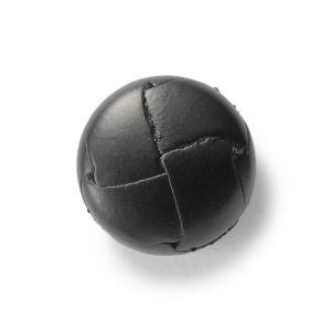 本革ボタンLZ200 15mm(color.05ブラック) コート対応ボタン,スーツ袖ボタン,レザーボタン,皮ボタン老舗テーラー御用達ボタン専門店|ttp