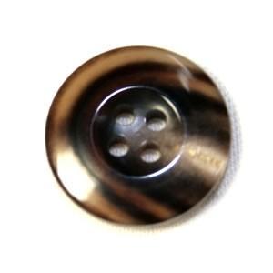 水牛ボタンMB-35(COLOR.3) 15mm 紳士服スーツジャケットの袖口・袖ボタンに|ttp
