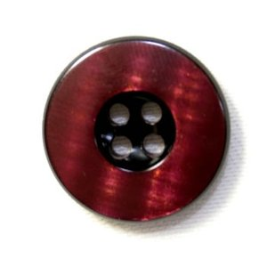 888FLIGHT COLOR.28  15mm 紳士服スーツジャケットの袖口・袖ボタンに|ttp