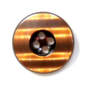 888FLIGHT COLOR.45  15mm 紳士服スーツジャケットの袖口・袖ボタンに|ttp