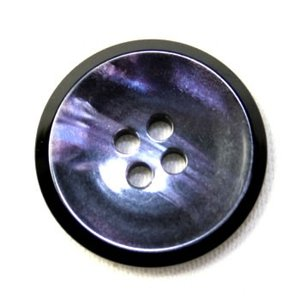 メール便送料無料 9070 OR- オーロラ2  15mm COLOR.57 実寸16mm 紳士服スーツジャケット袖口・袖ボタン ttp