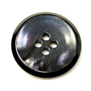 メール便送料無料 9070 OR- オーロラ2  15mm COLOR.99 実寸16mm 紳士服スーツジャケット袖口・袖ボタン ttp