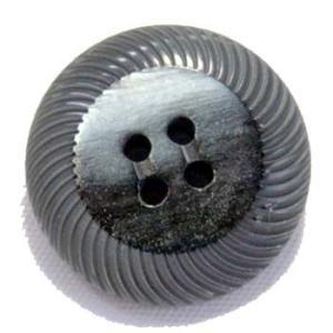 メール便送料無料 アドーム イタリーボタン COLOR.1  20mm スーツジャケット前ボタン 老舗テーラー御用達スーツボタン専門店の高級ボタン|ttp
