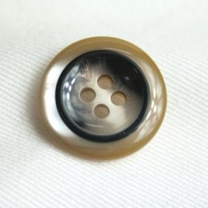 メール便可 エレガント COLOR.22  15mm紳士服スーツジャケットの袖口・袖ボタンに ttp