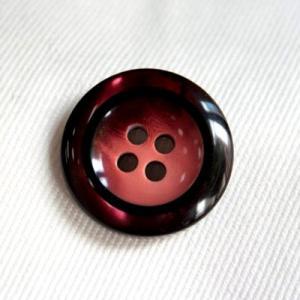 メール便可 エレガント COLOR.24  15mm紳士服スーツジャケットの袖口・袖ボタンに ttp