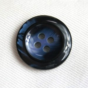 メール便可 エレガント COLOR.29  15mm紳士服スーツジャケットの袖口・袖ボタンに ttp