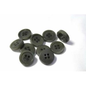 ナットシャツボタン COLOR.13 11.5mm NUT-100 単品 老舗テーラー御用達スーツボタン専門店の高級ボタン|ttp