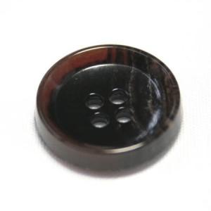 PV6 20mm (color.46ダークブラウン) コート対応ボタン老舗テーラー御用達スーツボタン専門店の高級ボタン|ttp