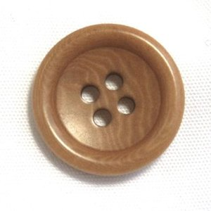 ナットボタン538(COLOR.43ライトブラウン) 23mm|ttp