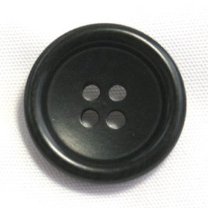 ナットボタン538(COLOR.08ダークグレー) 18mm|ttp