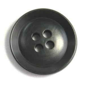 ナットボタン631(COLOR.08ダークグレー) 25mm高級コートスーツコート用ボタン|ttp