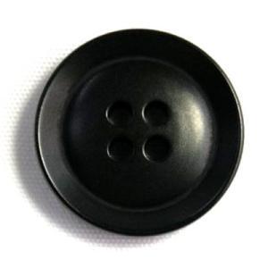 ナットボタン631(COLOR.09ブラック) 20mm 紳士服スーツジャケットの前ボタンに|ttp