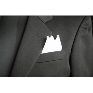 麻100%ポケットチーフ|ttp