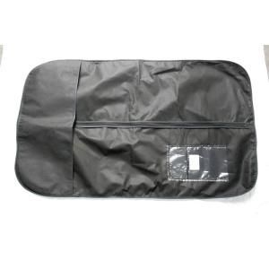 送料無料 10枚セット・ハンガー付・キャリーバッグ・洋服カバー・不織布クロ KB983|ttp