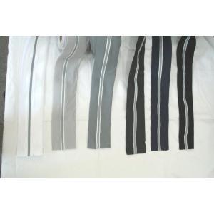 オペロンゴム付腰裏(No.2300) スーツやスラックスのズボンの腰の裏部分の生地 高級テーラー御用達の洋服付属専門店 ttp 02
