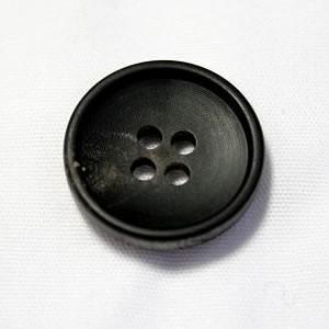 水牛ボタンK7000(COLOR.DB) 20mmつや消し|ttp