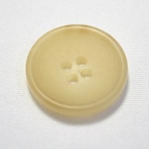 水牛ボタンK7000(COLOR.L) 15mmつや消し|ttp