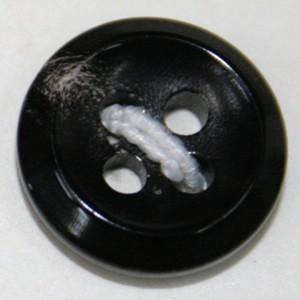 水牛シャツボタンHB270 COLOR.B  13mm 老舗テーラー御用達スーツボタン専門店の高級シャツボタン|ttp