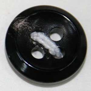 お得20個セット 水牛シャツボタンHB270 COLOR.B  13mm|ttp
