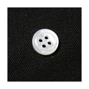 白蝶貝ボタン 9mm[単品]|ttp