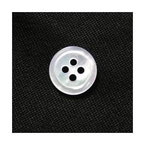 白蝶貝ボタン 10mm単品|ttp