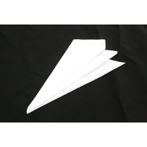 綿ポケットチーフ(スリーピークス織済み)|ttp