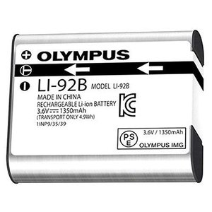 OLYMPUS デジタルカメラ用 リチウムイオン充電池 LI-92B|tts