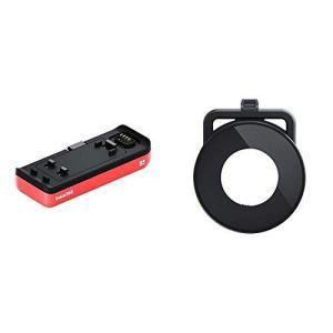 セット買いInsta360 ONE R用 バッテリーベース CM539 CINORBT/A 国内正規品 & ONE R用 360度モジュール|tts