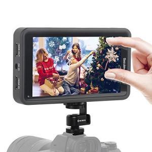 Desview-R5-カメラ外付けモニター-タッチスクリーン-一眼レフ用モニター 1920*1080 3D LUTs 4K信号入力/出力 5|tts
