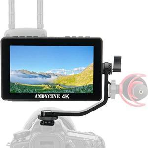 ANDYCINE A6 Pro 5.5インチIPS タッチスクリーン カメラモニター デジタル一眼レフカメラモニター 3D LUT搭載 4K|tts