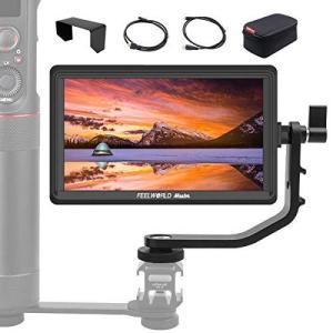 Feelworld-Master-MA6P-カメラ撮影モニター-5.5インチ 一眼レフ モニター 1280*1080 フルHD 4K対応 フ|tts