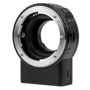 VILTROX レンズマウントアダプター NF-M1 ニコン Nikon Fマウントレンズ→マイクロフォーサーズ M43マウントカメラ AF|tts
