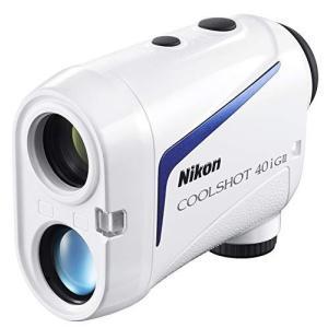 Nikon ゴルフ用レーザー距離計 COOLSHOT 40iGII LCS40IGII|tts