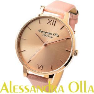 アレサンドラオーラ 腕時計 AO-25-4 レディースウォッチ 国内代理店商品 新品 無料ラッピング可|ttshop-trust