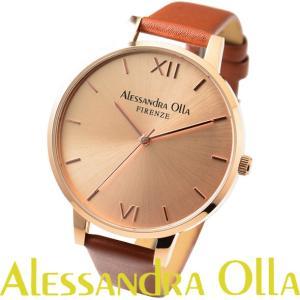 アレサンドラオーラ 腕時計 AO-25-5 レディースウォッチ 国内代理店商品 新品 無料ラッピング可|ttshop-trust