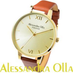 アレサンドラオーラ 腕時計 AO-25-8 レディースウォッチ 国内代理店商品 新品 無料ラッピング可|ttshop-trust