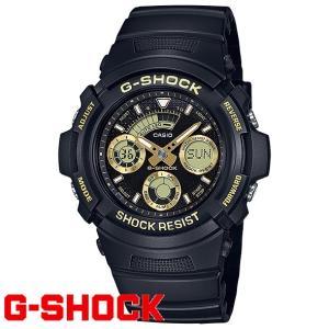 Gショック G−SHOCK g-shock 腕時計 メンズ 時計 デジアナ デジタル アナログ ワールドタイム 海外モデル CASIO AW-591GBX-1A9 新品 無料ラッピング可|ttshop-trust