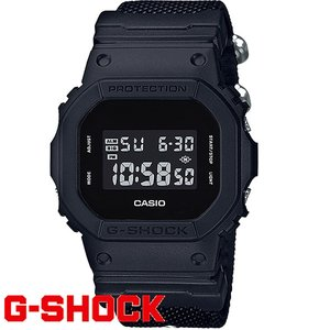 Gショック G−SHOCK g-shock 腕時計 メンズ 時計 デジタル ミリタリーブラック クロスバンド  海外モデル DW-5600BBN-1 新品 無料ラッピング可|ttshop-trust